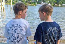 Nautical Fashions for Children