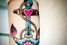 tat ideas / by Kelly Oribine