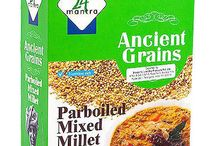 Buy Online 24 Mantra Ancient Grains Parboiled Mixed Millet from USA