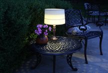 Inspired Backyard Decor / Extend your living space outdoors with these inspired backyard entertaining and decor ideas.