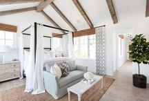 Master Bedroom / by Jessica Hinz