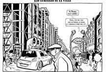 My work - BD/Comics / Planches diverses