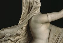 quatemases:  Raffaelle Monti, The Sleep of Sorrow and the Dream of Joy (Detail) Marble Sculpture 1861