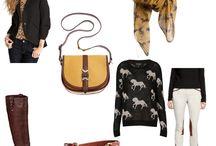 Western, Horse, & Equestrian Fashion / Fashion - Clothing - Horses - Western - Chic