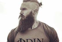 hair+beard
