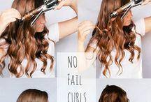 Hair/makeup / by Kelli Fox