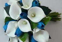 My wedding flowers / by Kelly Elizabeth