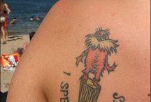 tattoos / by Jami Hollingsworth