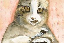 Amberalexander / Dessin, illustration animalière