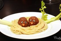 Quirky Eating / Cool, funny, or unusual food. Not necessarily healthy ;-) / by Maya Papaya & Tony Macarony