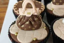 Shoes & Bags Cupcakes