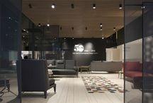 B&B Italia Store | MDW16 / Presentation of the New Designs 2016 at the B&B Italia Store Via Durini 14, during the Milan Design Week / 12-17 April 2016