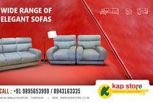 SOFA / Wide Range Of Elegant Sofas