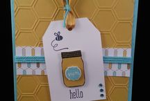 Card Ideas - SU About the Label / by Lisa Gundrum