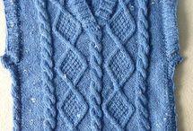 pletene svetriky