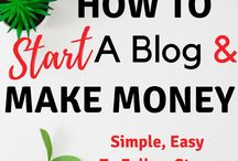 Start A Mom Blog / Start a mom blog.  Earn an income from home.