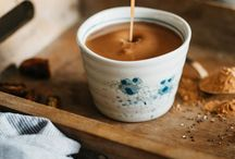 winter coffee&cacao