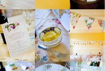 Vintage Tea Party Wedding / Vintage Tea Party Wedding