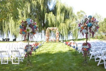 Outdoor Weddings / by Victoria Banquets