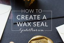 lak wosk stemple wax seal