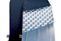 Back Rests, Rolls, & Cushions / www.coreproducts.com / by Core Products