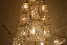 CHANDELIERS / by Melanie Campbell