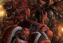 W40K - Adeptus Astartes / The Imperium of Mankinds geneticaly altered warriors
