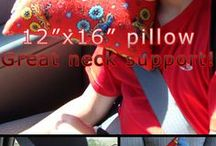 almohadas para el coche
