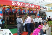 Bhopal showroom inauguration / Bhopal franchise showroom is another feather in the cap of Senco Gold.