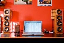 Áudio Residencial / Equipamentos e sistemas de áudio residencial