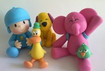Pocoyo, ideas...