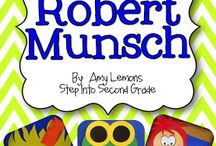 Author Study - Robert Munsch