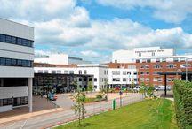 Ziekenhuizen in Nederland.
