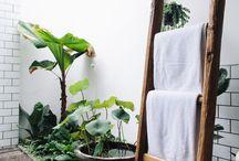 Hanger handuk