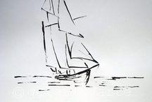 Рисование эскизов