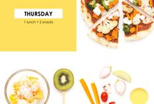 Kid Food / meal ideas for littles