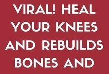 rebuild bones and joints
