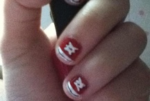 My Daughter's Nail Art