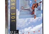 Joe Dassin DVD, VHS, K7 Audio