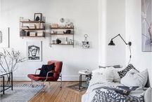 skandinaviska rum