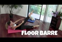 Floor Barre