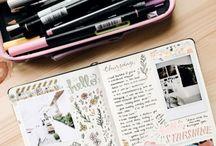 Planners + Journals