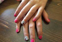 Michela nail art