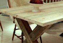 Spisebord inspirasjon