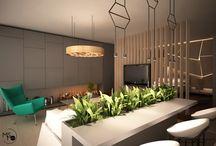 Vernescu Residence Studio / #interiordesign #studiodesign #modernliving