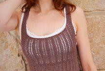 knitting patterns top