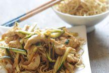 Ce soir c'est cuisine chinoise / japonaise