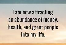 Wealth affirmations