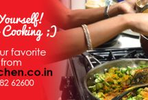 Home Food Delivery Services in Vadodara / Home-Kitchen.co.in serves you with a lifetime dining experience while you are at your place by ensuring fast respond time, food cooked with the goodness of home and fast delivery services.