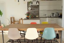ダイニングテーブル 椅子